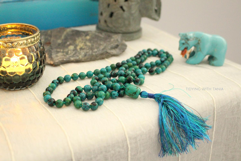 My mala beads