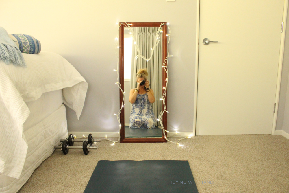 How I Created My Yoga And Meditation Room Tidying With Tania