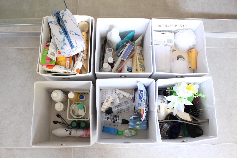 Bathroom drawer contents categorised.png