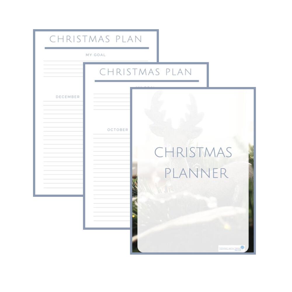 90 Day planner