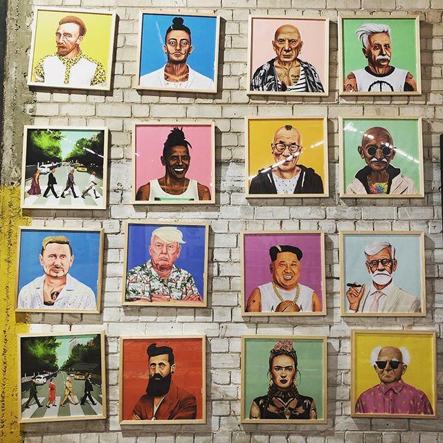 ❤️ Tel Aviv #Hipstory by Amit Shimoni