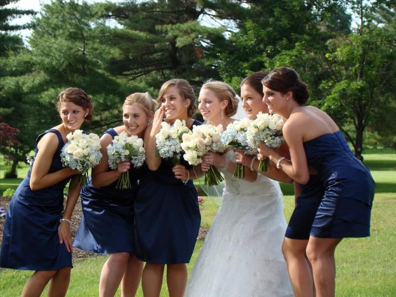 Bridesmaid Bracelets - Pearl Jewery