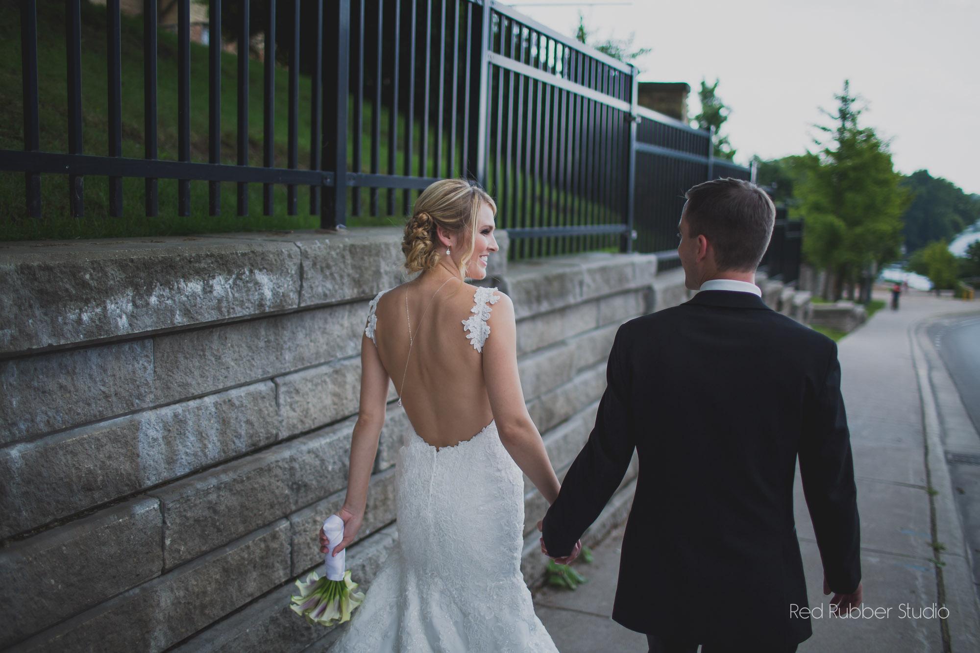 Wedding Jewelry - Delicate Bridal Necklace