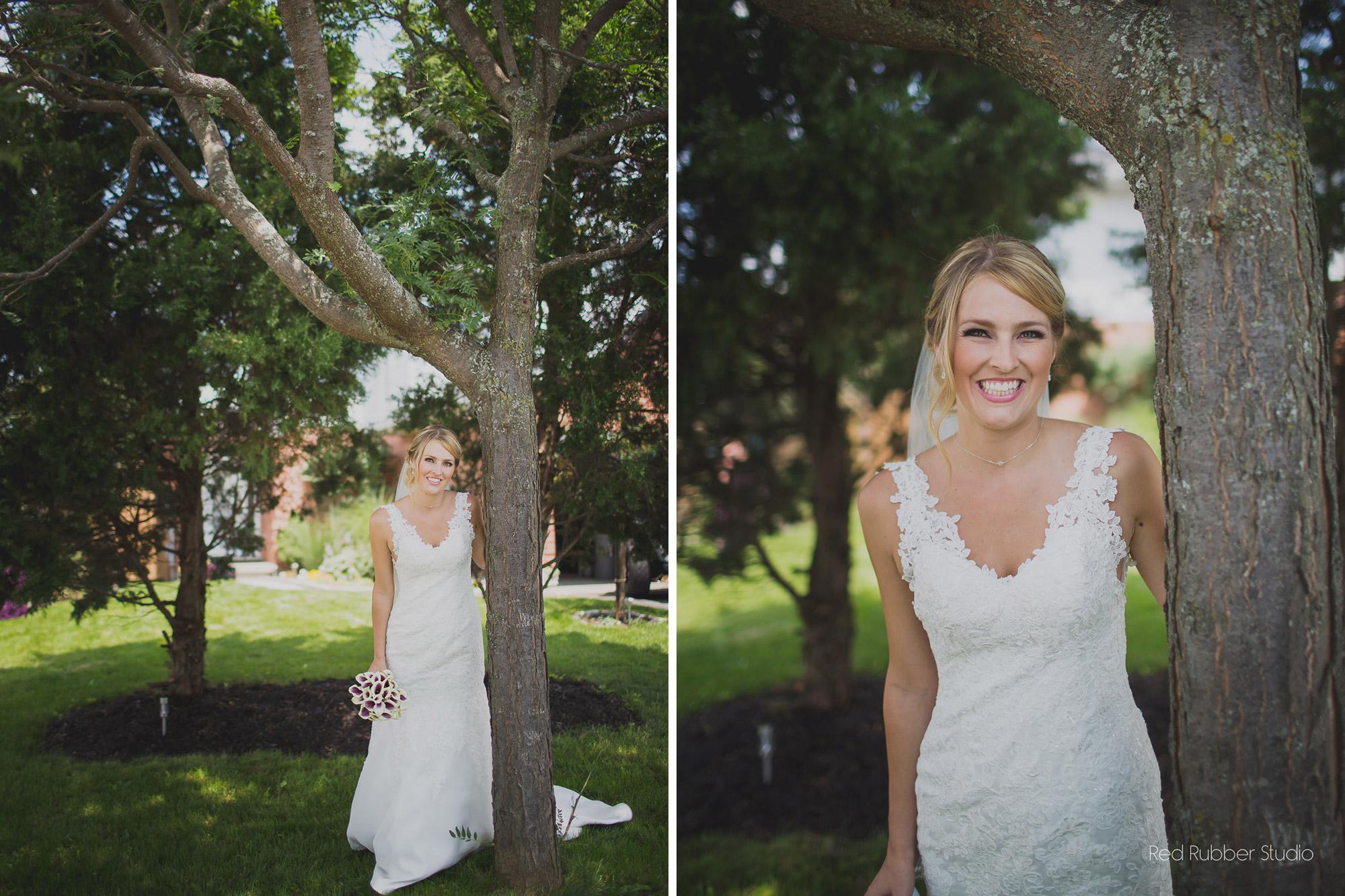Bridal Necklace - Backdrop Necklace - Bridal Jewelry