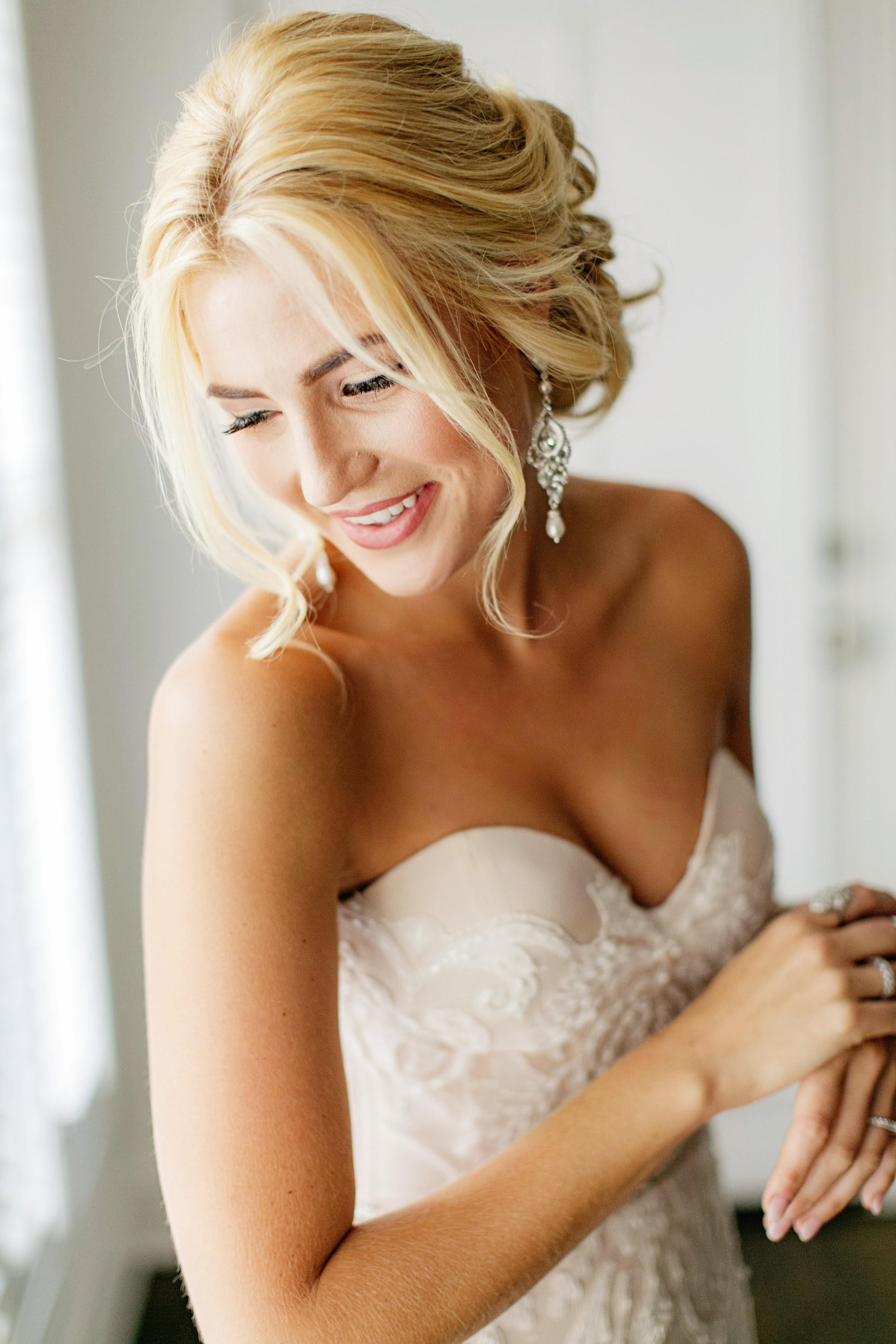 Chandelier Earrings - Bridal Jewelry