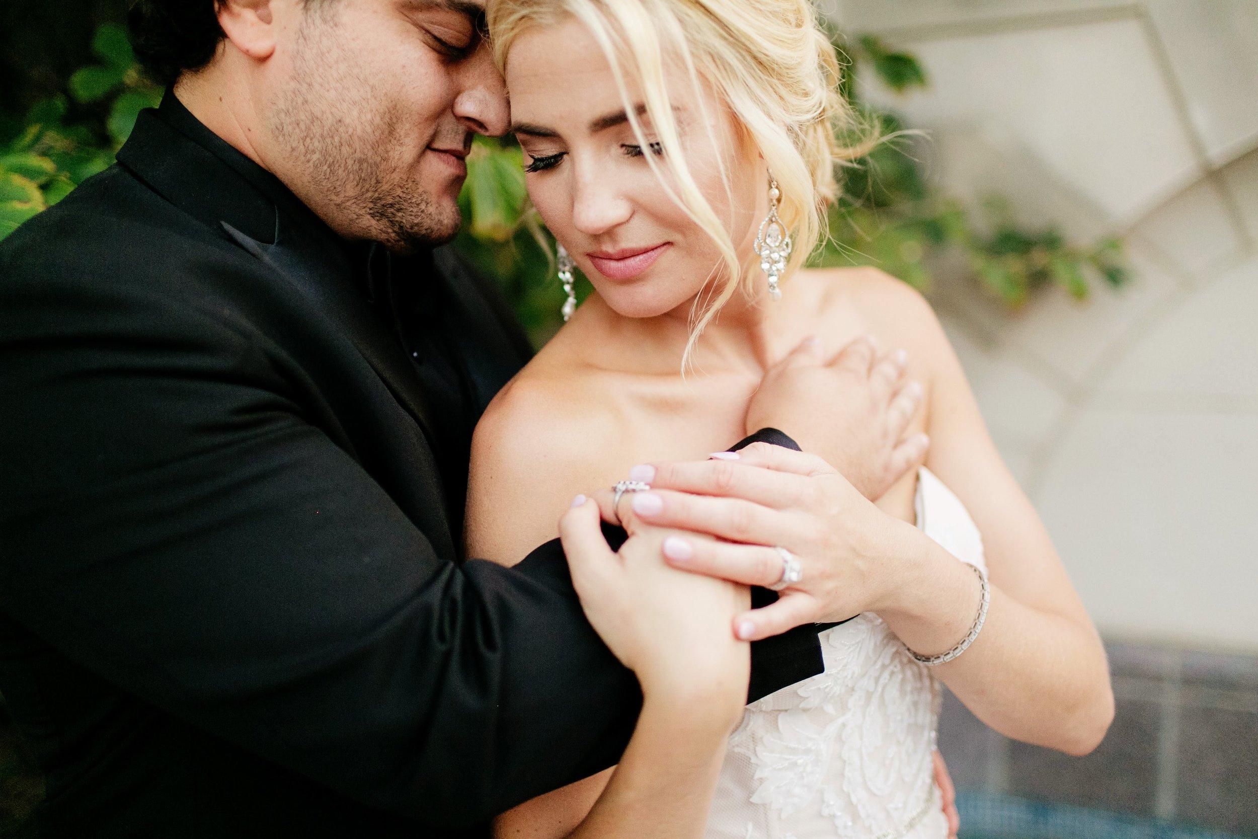 Elegant Wedding Jewelry - Luxury Bridal Earrings