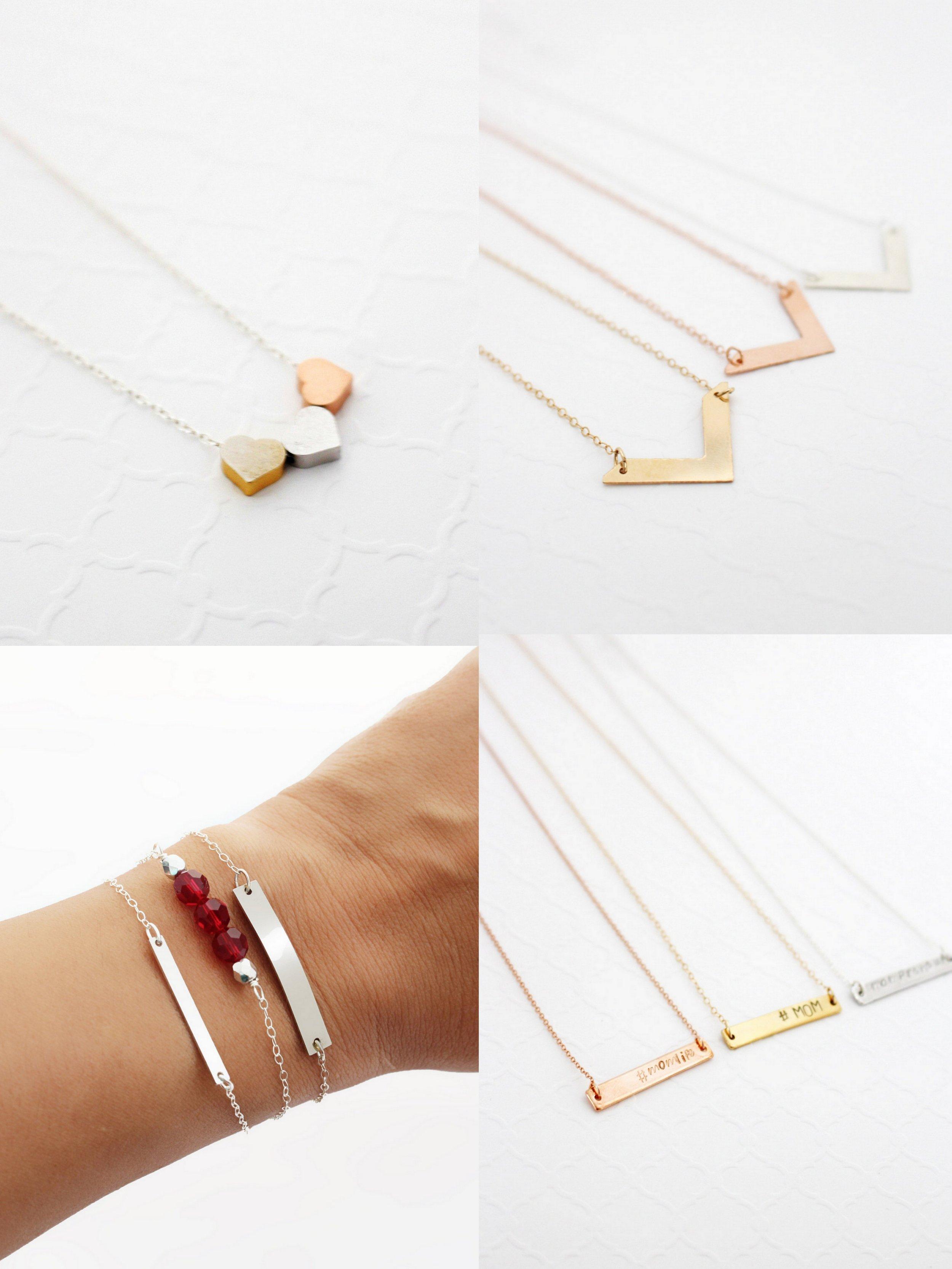 Dainty Jewelry - Trendy Jewelry
