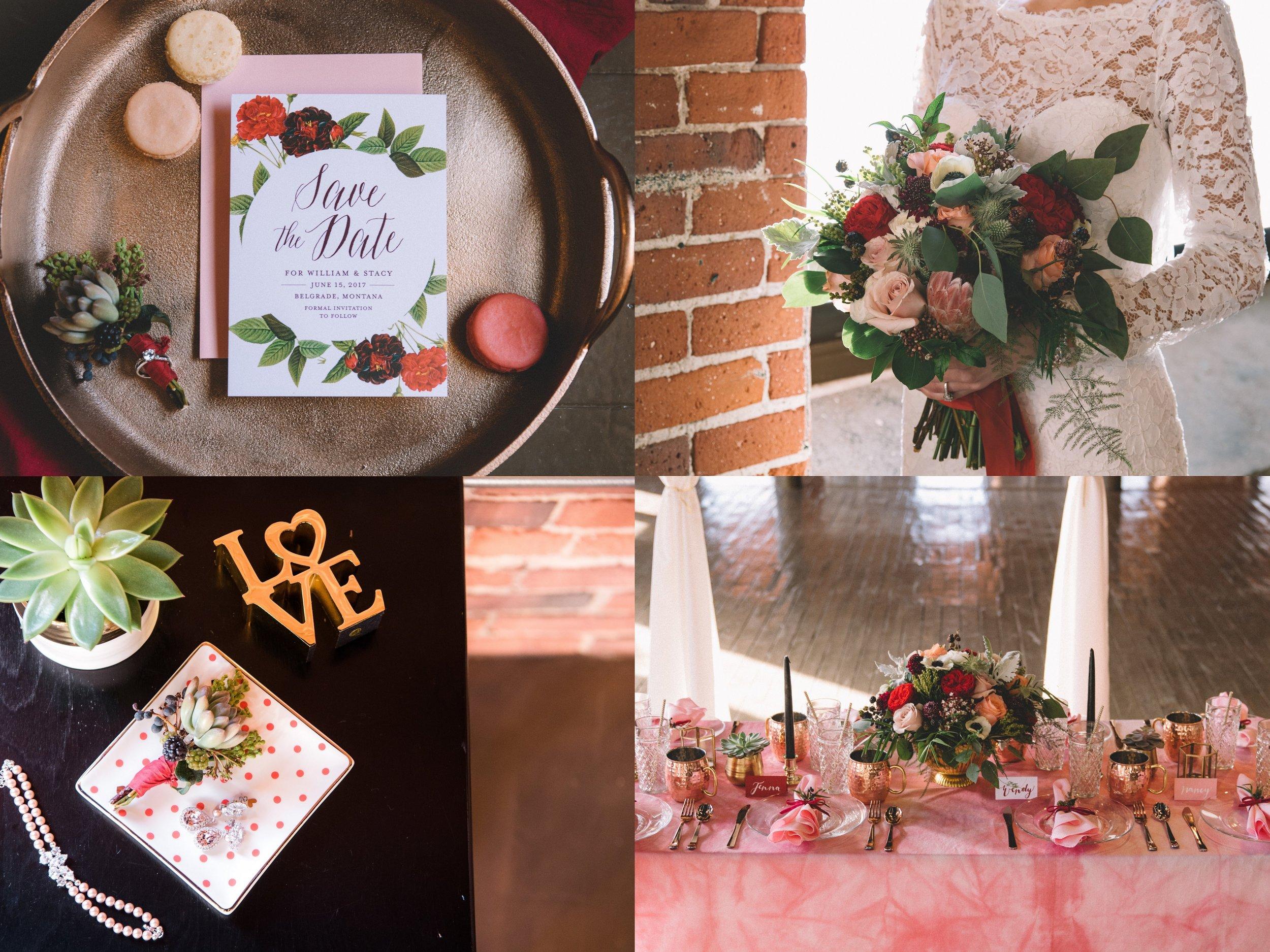 Romantic Wedding - Wedding Jewelry - Swarovski Jewelry Set
