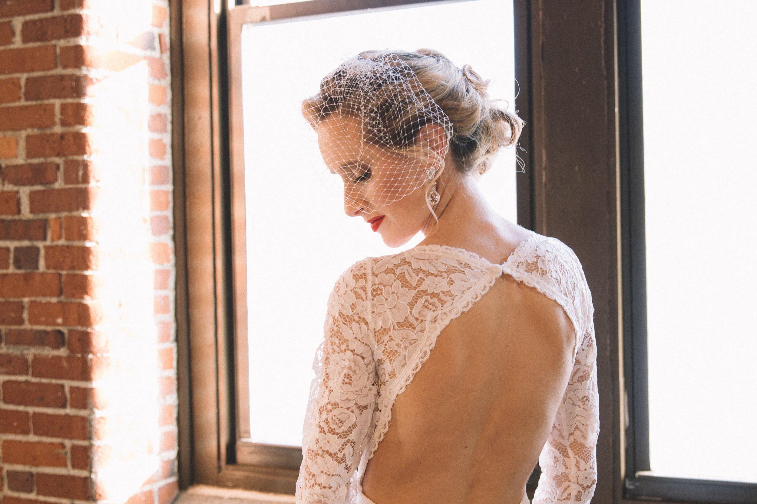 Blush Earrings - Bridal Jewelry - Valentine´s Wedding