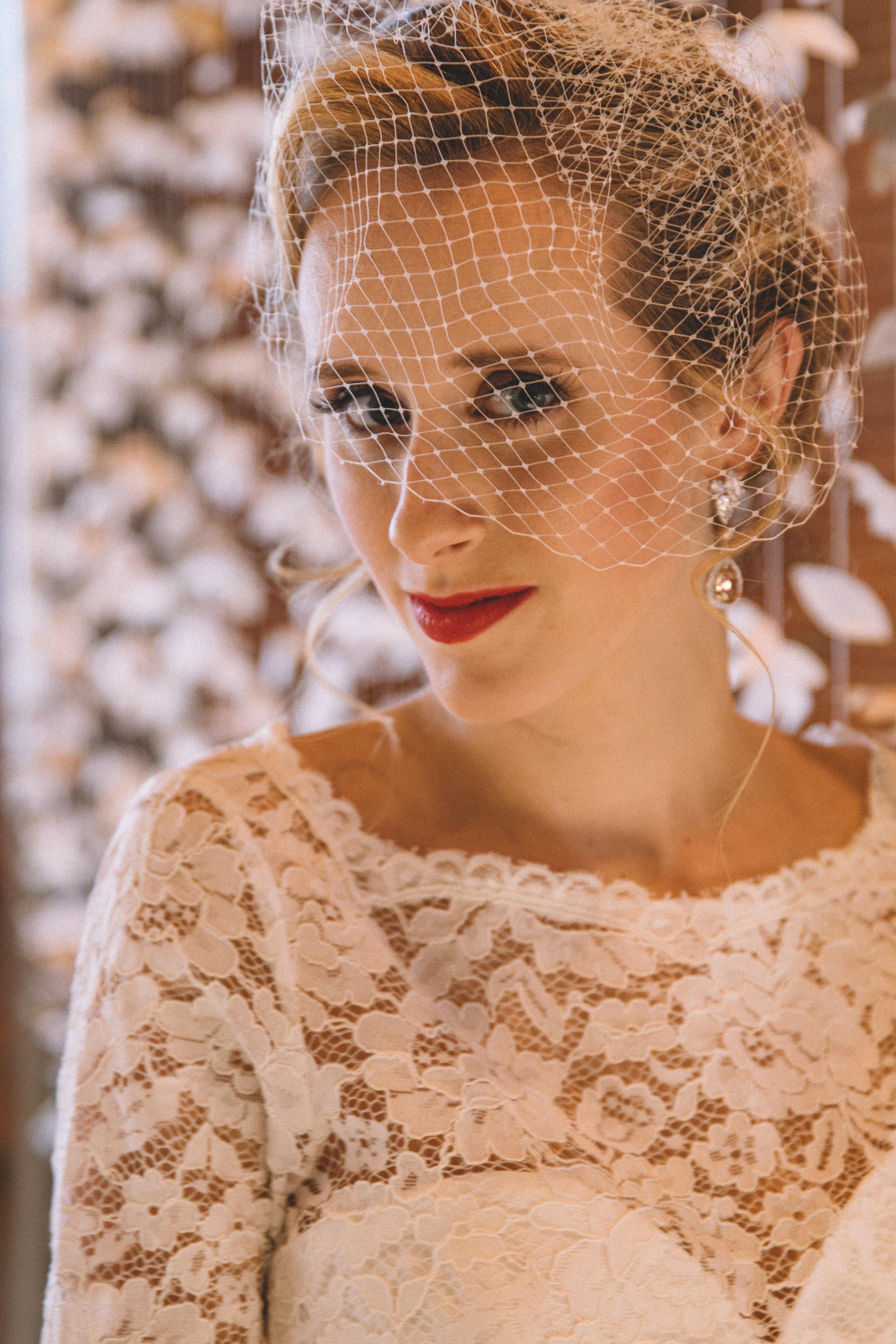 Bridal Earrings - Blush Jewelry