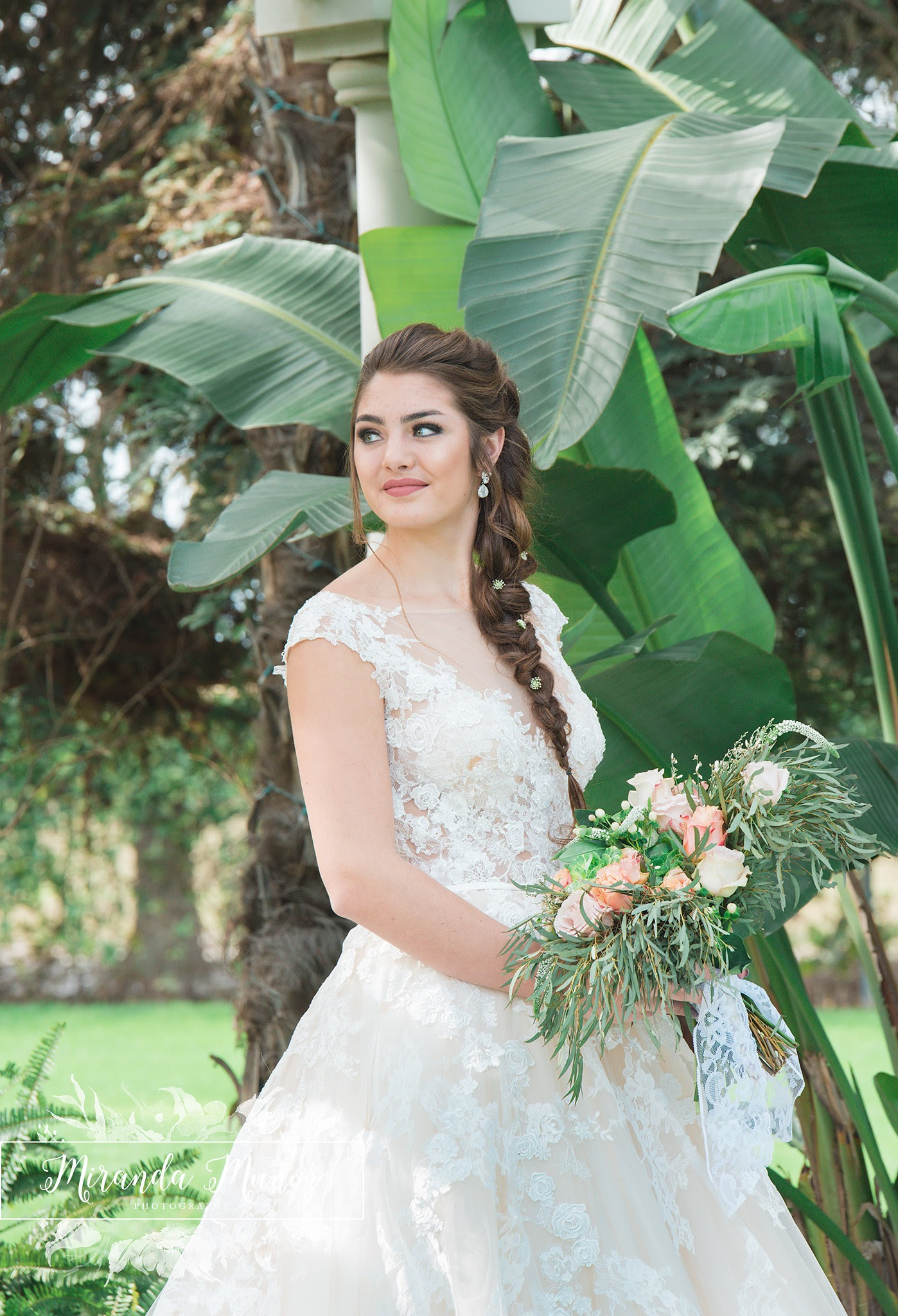 Bridal Earrings - Romantic Wedding