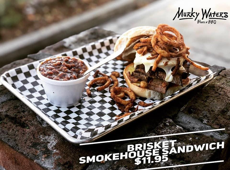 Murky Waters BBQ