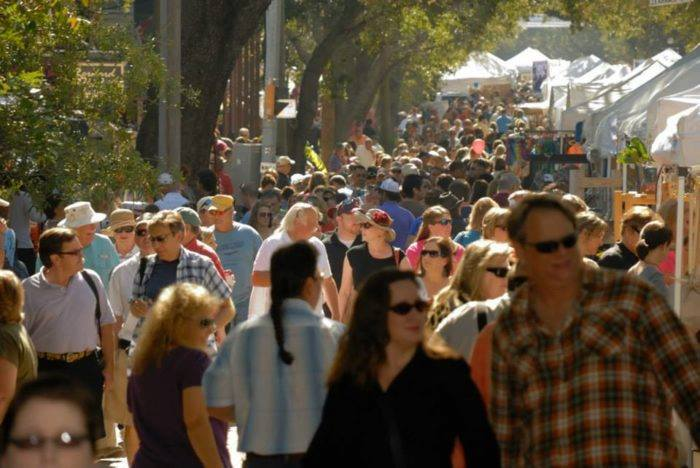 Peter Anderson Arts & Crafts Festival - November 2-3, 2019Peter Anderson, as it's called by locals, is THE fall festival in downtown Ocean Springs. This weekend-long fine arts fest is named after the late potter who founded Shearwater Pottery in 1928. This year's 41st Peter Anderson Fest will have over 500 vendors with everything from fine jewelry, hand carved wood sculpture, abstract art, gorgeous pottery, and more!