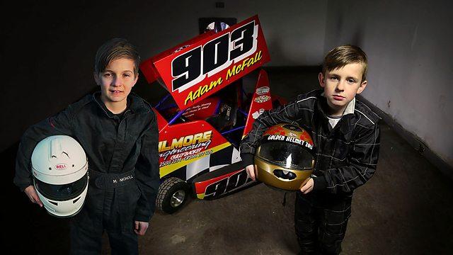 TRUE NORTH: BOY RACERS  BBC One NI, April 2015