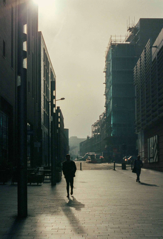 Liverpool - Shot on Kodak Portra 400