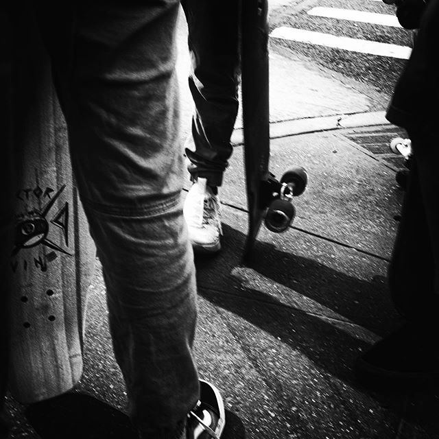 I could just never skate man, and it sucked! 😆 taken on a street corner. . . #skaters #skate #street_ninjas #streetphotos #streetphotography #urbanphotography #liverpool