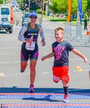 Heather Bellian - I am a wife, mom to a spunky 8 year old son and full time Physical Therapist. I am starting my 4th season doing triathlons, and have been with Crew Racing since March of 2016. I have done a few Half Iron distance races but this year I am training for my first Full Ironman in Louisville. I am so excited for this journey and feel so lucky to have a very supportive family and Crew Racing by my side!