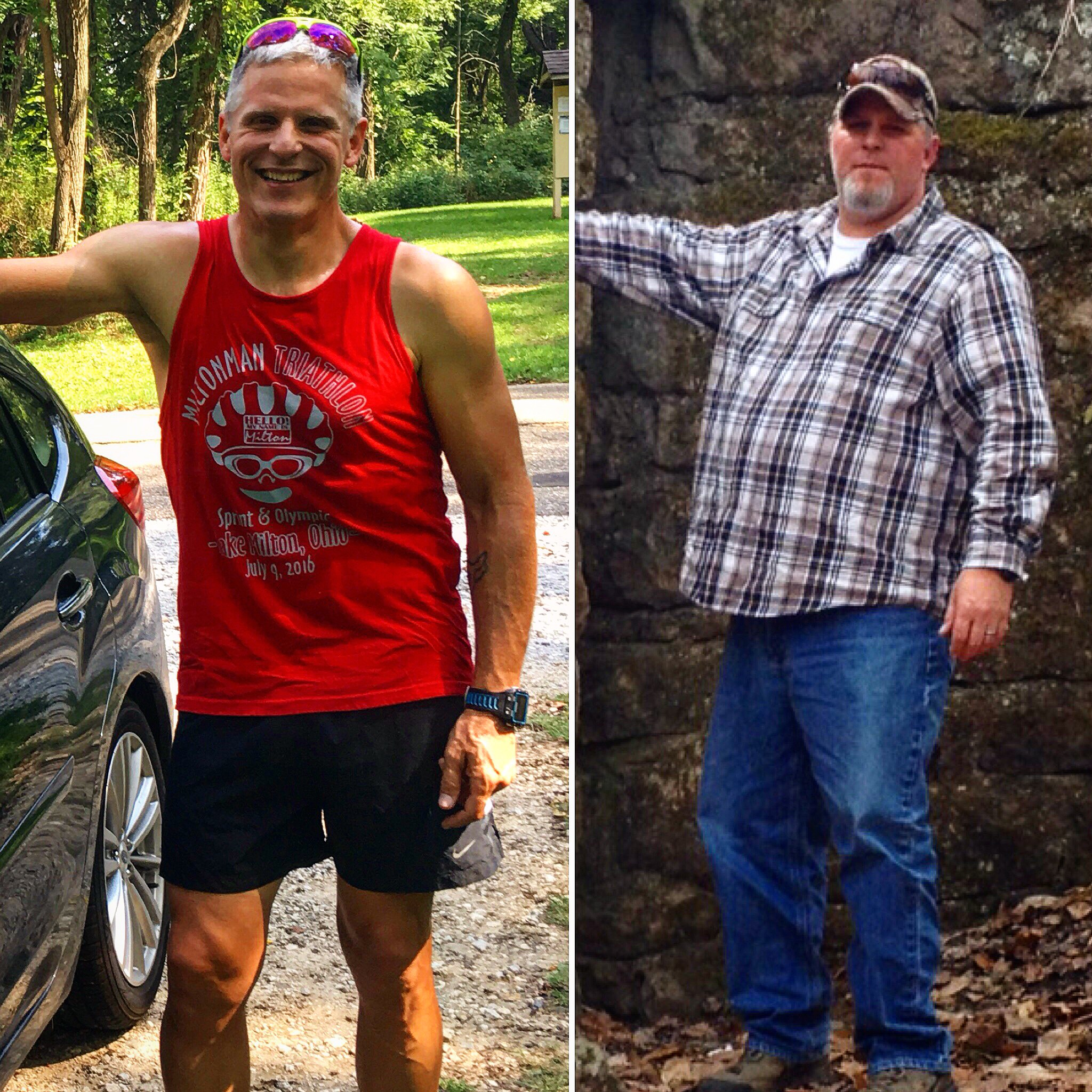 Curtis Masters - I submerged myself in the world of fitness and triathlon after a 7 year bout with illness, injury and obesity. Once weighing 307 lbs I made the decision to
