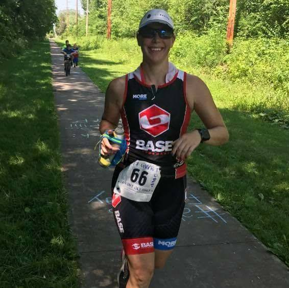 Natalie McManamon - I grew up playing Volleyball, Basketball and Softball along with a few other sports. After shoulder surgery limited my ability to play volleyball, I searched for a new outlet taking the plunge into triathlon on a complete whim in 2008. I haven't looked back. I increased my distance each year and am now going to toe the start line at my fourth full-distance Ironman.After not being satisfied with my progress the last few years and taking on new professional adventures, I came to Caitlin and Drew (through a chance meeting) looking for quality workouts. I was feeling overworked and time crunched. My goal for 2017 is to run Ironman Copenhagen well. I mean actually run, not walk and put up a respectable time. Those European ladies are fast!