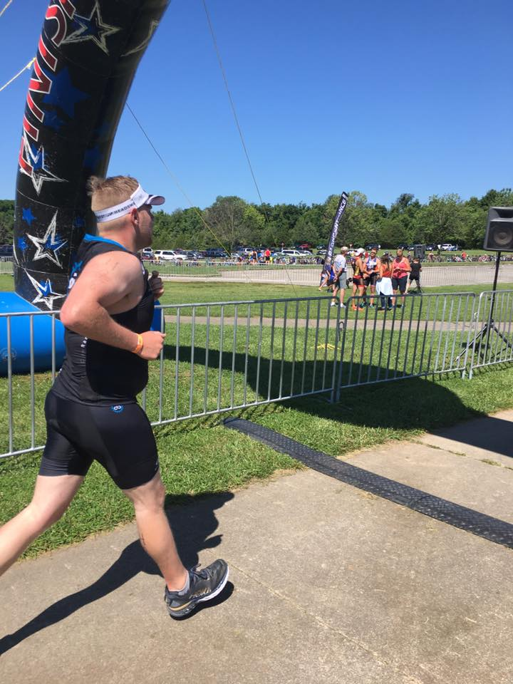 Anthony Masters - I am a warehouse supervisor who began my training for Ironman in 2016. I completed my first 70.3 in Benton Harbor, MI and will be competing in Steelhead for the second time in 2017. I aspire to complete a full Ironman in 2018.
