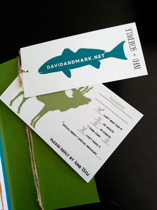 crave-design.com | Invitation Suite Designer | Portland Oregon Wedding Stationery and Invitations For Weddings and Parties | Crave Design