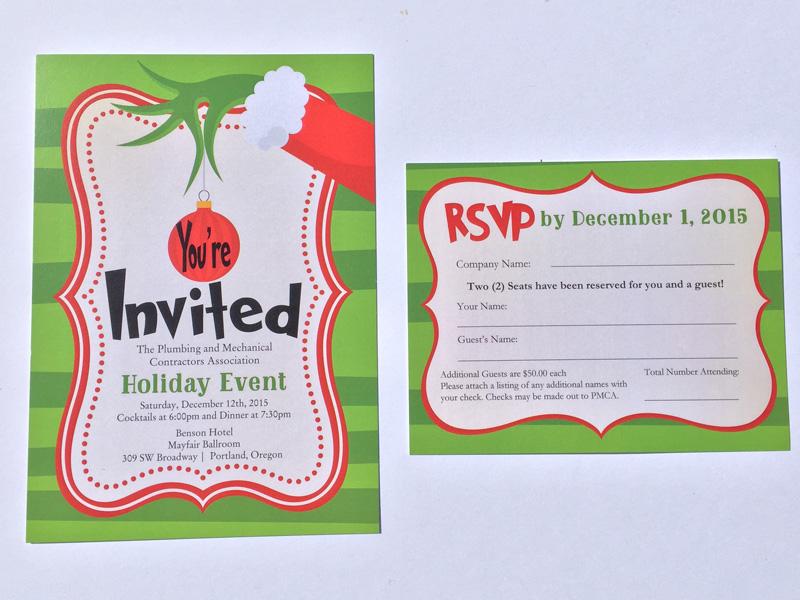 crave-design.com | Portland Oregon Wedding Stationery and Invitations For Weddings and Parties | Crave Design