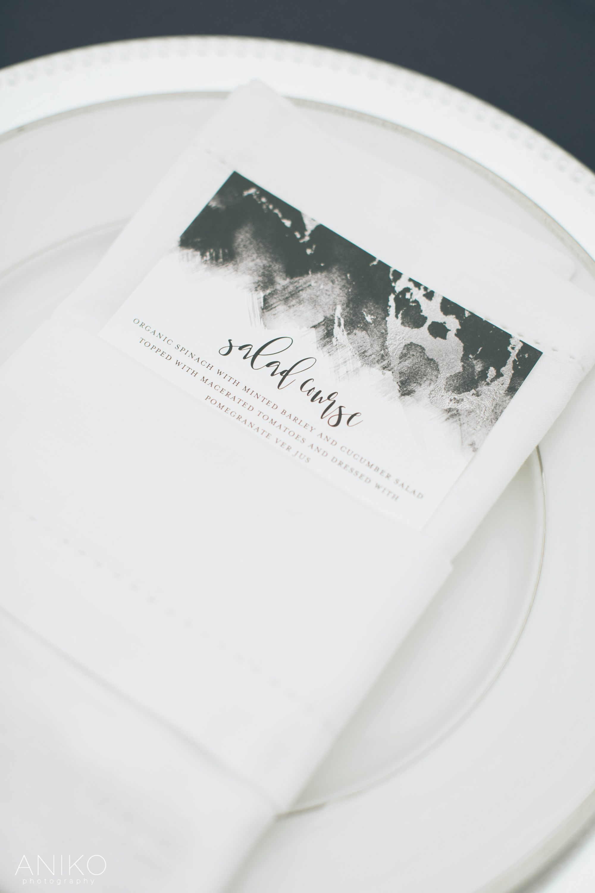 Crave Design | ANIKO Photography | Wedding Stationery