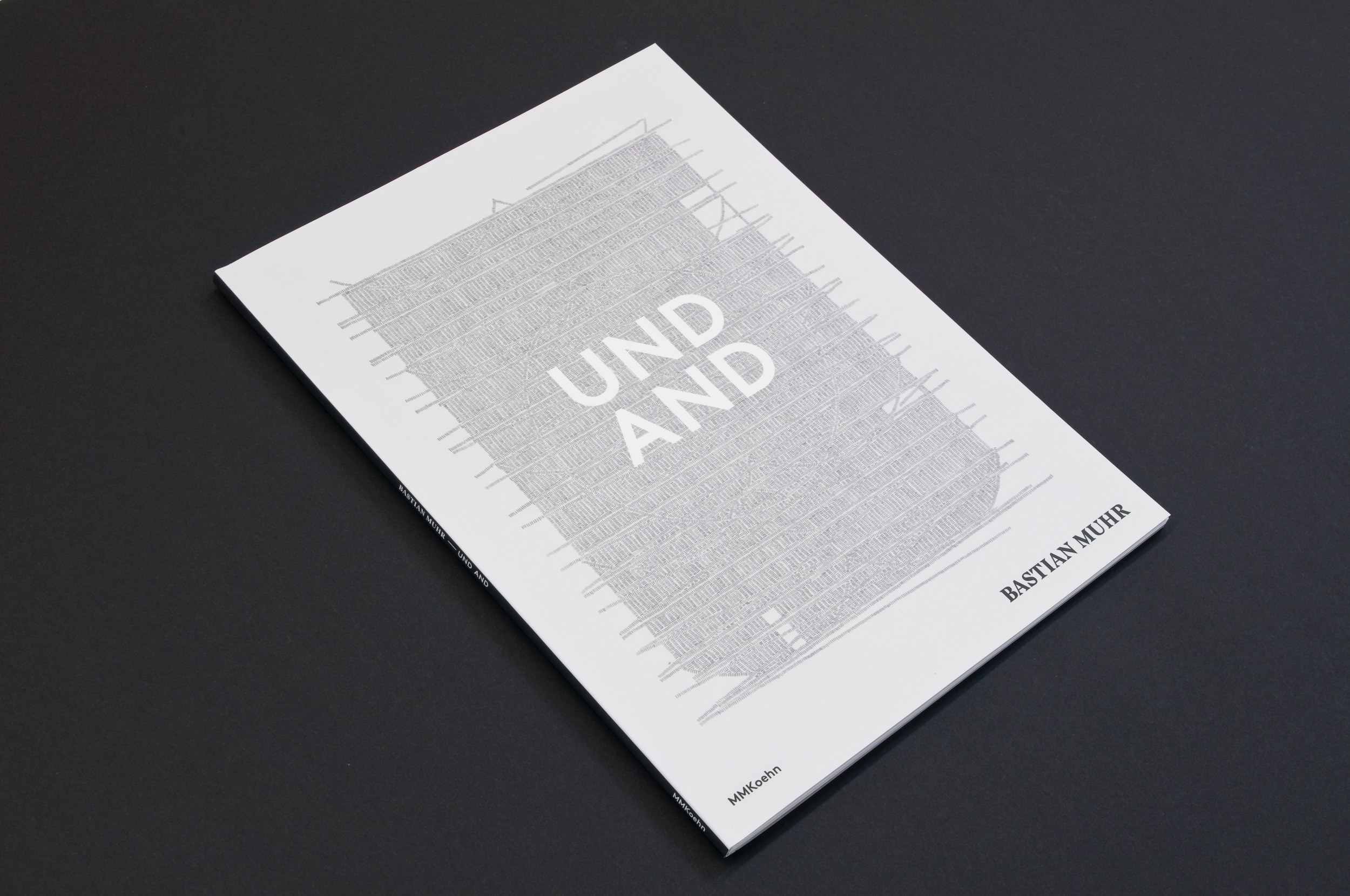 Und/And: Cover