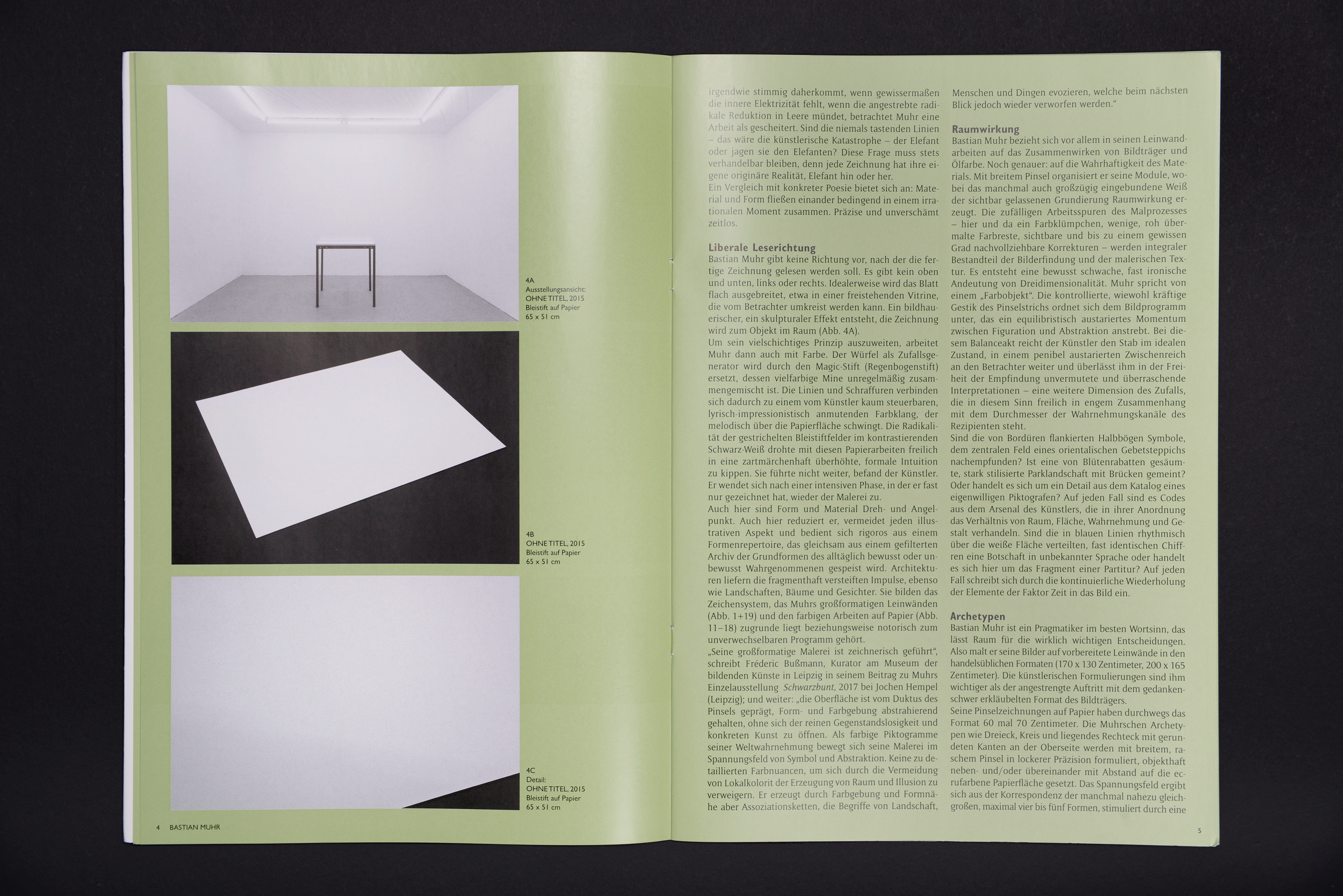 """""""Künstler"""" - Kritisches Lexikon der Gegenwartskunst: Page 4/5"""