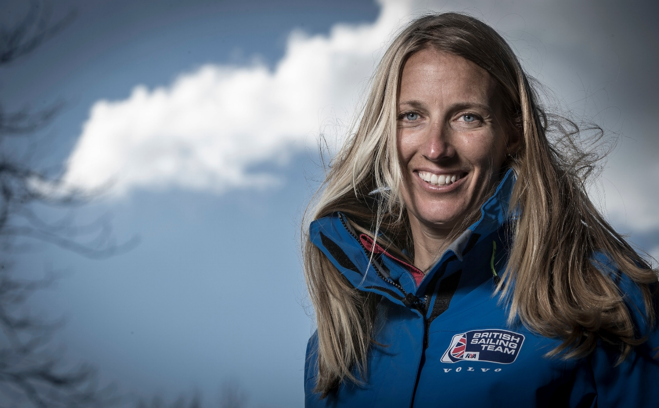 Saskia Clark, Olympic Champion and World Sailor of the Year 2016