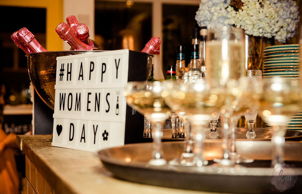 International Women's Day at The Brentwood Kitchen