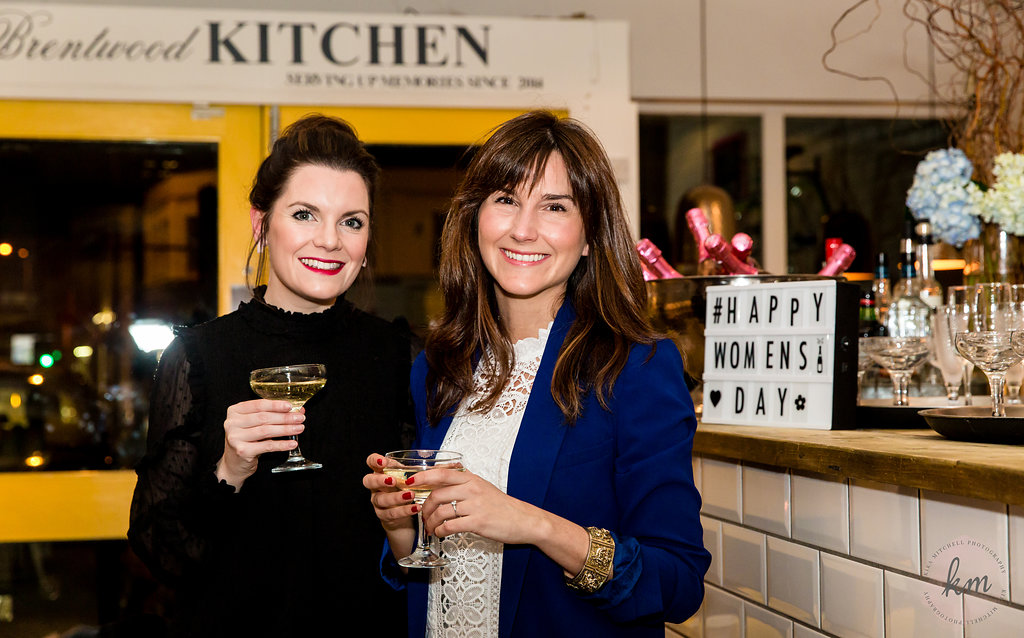 Co-founders of The Mother Hub: Juliet Thomas and Natasha Sawkins