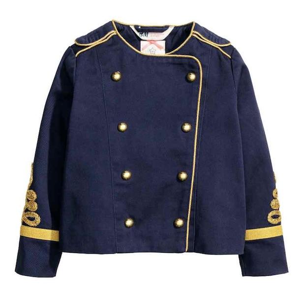 Jacket £17.99 H&M