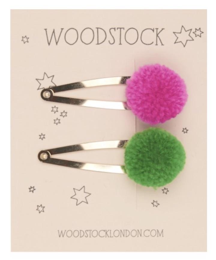 Hair clips £15, Woodstock at Elias &Grace