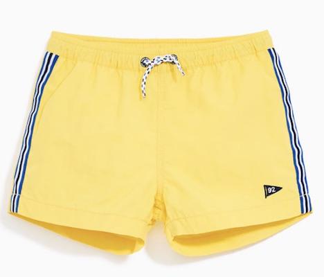 Swim shorts £9.99 Zara