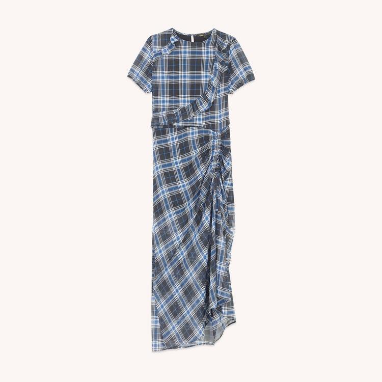 Long dress, £260, Maje
