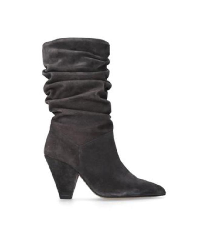 Boots, £179, Carvela at House of Fraser