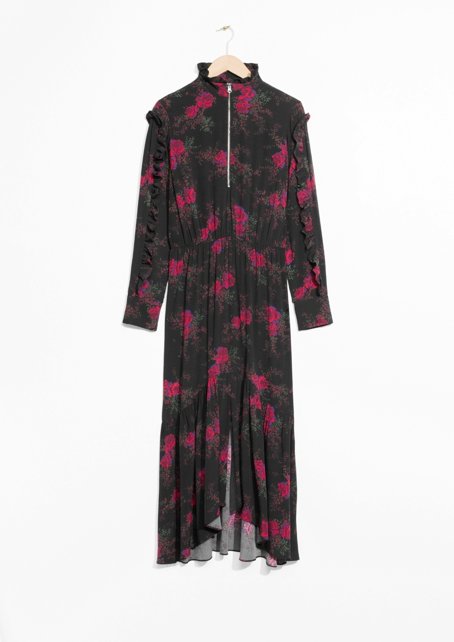 Dress, £89, & Other Stories
