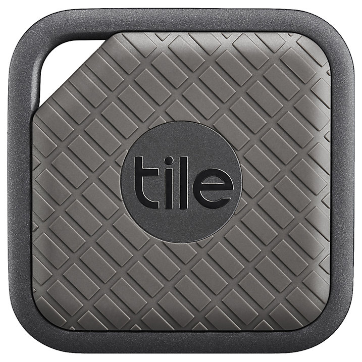 Tile Sport (phone, keys, item finder), 2 pack, £49.95, John Lewis