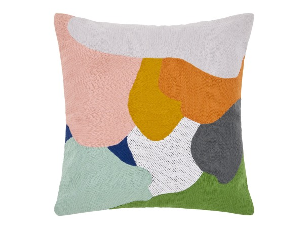 Made.com Hattie Embroidered Cushion £29