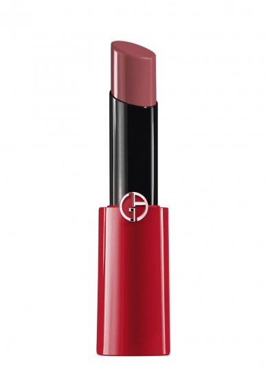 Ecstasy Shine Lipstick, Armani Beauty, £29, Harvey Nichols