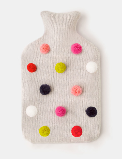 Cosy Hot Water Bottle, £35, Boden