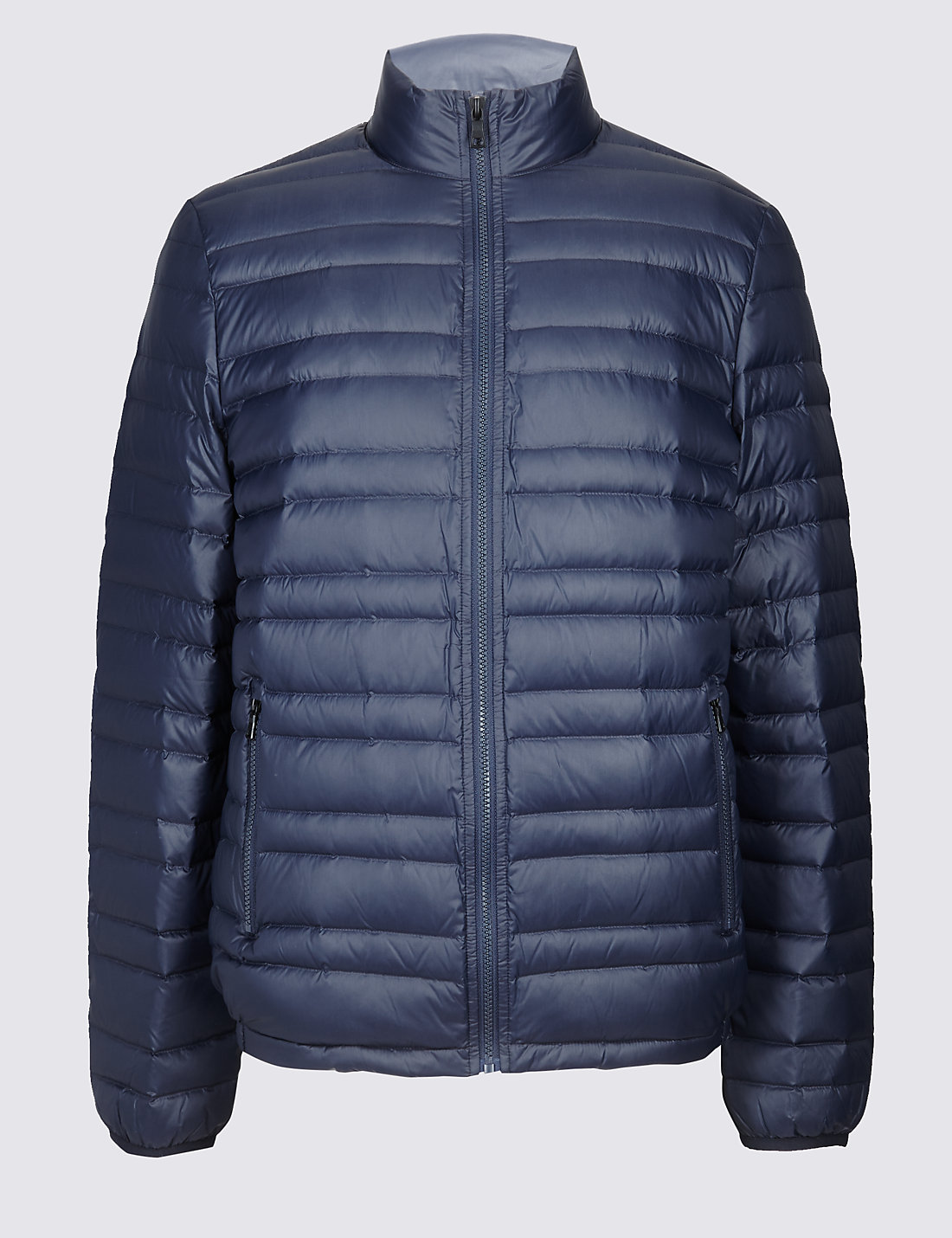 Men's Down & Feather Jacket with Stormwear, £59, Marks & Spencer