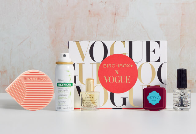 Birchbox Subscription, from £30 for 3 months