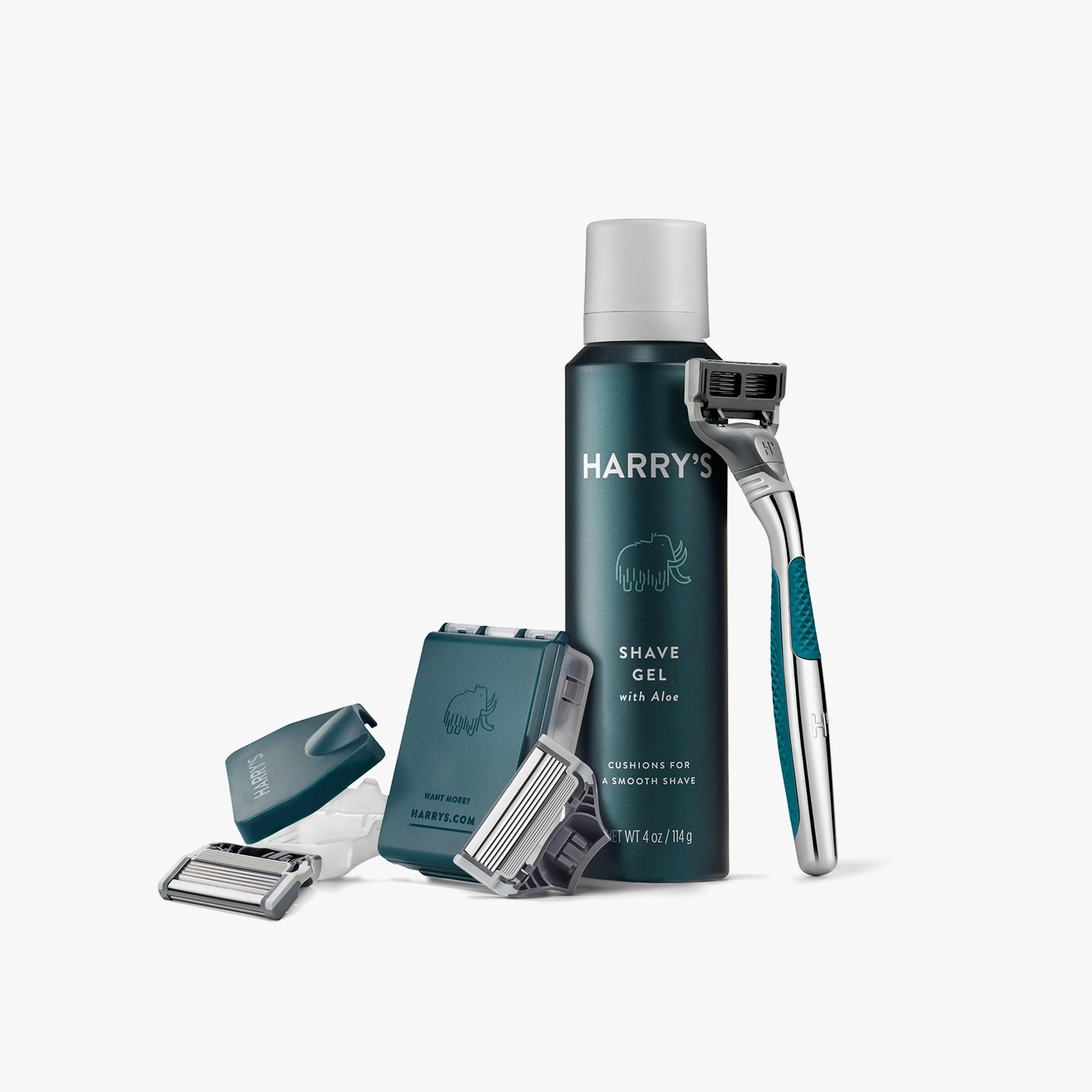 The Give Winston Shaving Set £28, Harrys