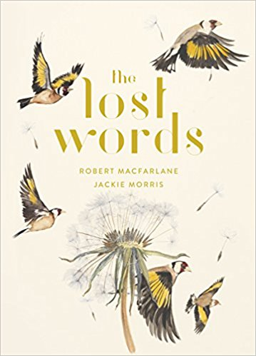 The Lost Words, £15.99, Amazon (Hardcover)