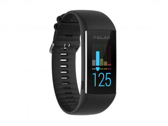 Polar A370 water resistant fitness tracker with heart rat monitor,, £169.50