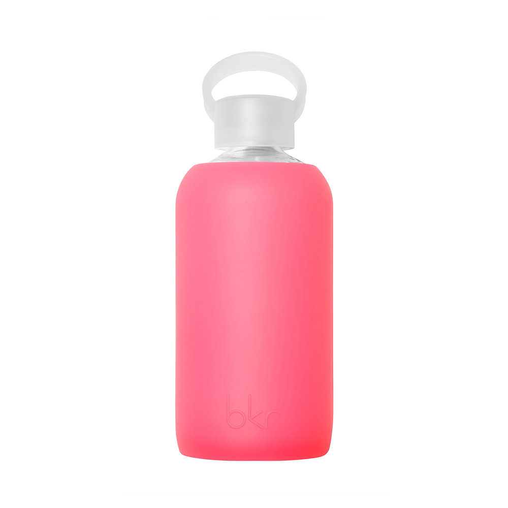 BKR Glass Water Bottle, £25, Amara