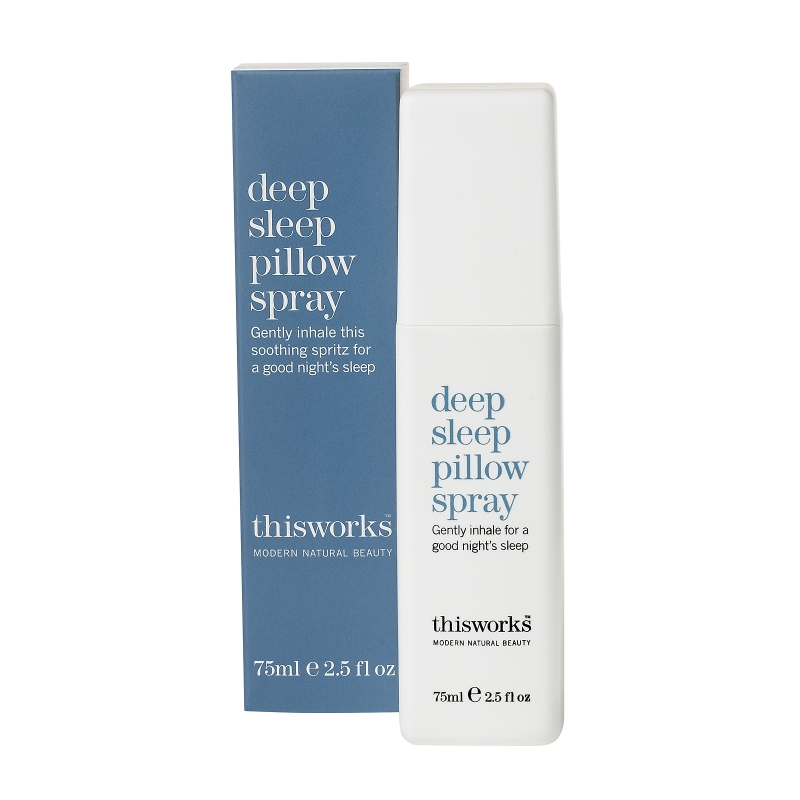 This Works Deep Sleep Pillow Spray, £18, Feelunique