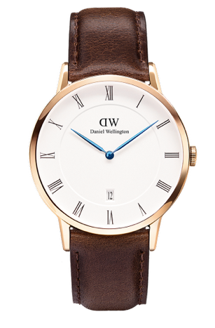 Dapper Bristol Watch 38mm, £149, Daniel Wellington
